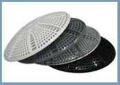 SUCTION COVERS, RETURNS AND FITTINGS